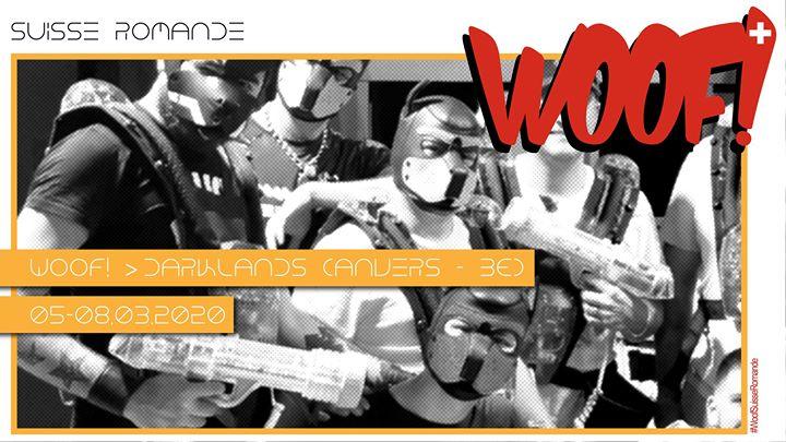 Woof! > Darklands em Antuérpia de  5 para  8 de março de 2020 (After-Work Gay)