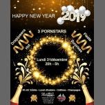 HAPPY New YEAR , votre soirée du réveillon du 31 à Lausanne le lun. 31 décembre 2018 de 20h00 à 05h00 (Sexe Gay)