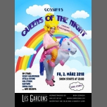 Queens of the Night in Zürich le Fri, March  2, 2018 from 10:00 pm to 04:00 am (Clubbing Gay)