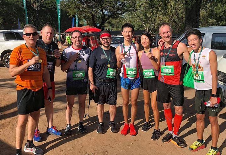 OutRunners Hong Kong, Angkor Wat 1/2 Marathon & 10K 2019 em Siem Reap le dom,  8 dezembro 2019 06:00-12:00 (Esporto Gay, Lesbica, Trans, Bi)