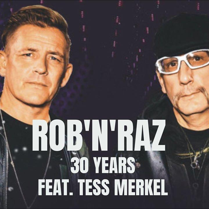 Rob'n'Raz ft Tess Merkel à Stockholm le ven.  2 août 2019 de 20h00 à 22h00 (Festival Gay, Lesbienne)