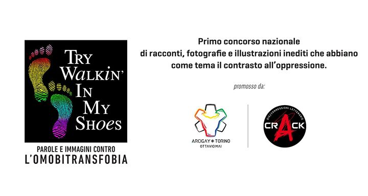 Try Walkin' in My Shoes in Turin le Mi 31. Juli, 2019 00.00 bis 00.00 (Begegnungen / Debatte Gay, Lesbierin)
