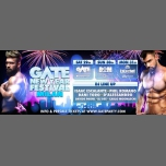 Gate NYE Festival - Milan -  Gate Party + DOM Party + La Leche! in Milan from December 29, 2018 til January  1, 2019 (Clubbing Gay)