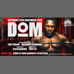 DOM Party Milano - Saturday 24th November 2018 in Milan le Sat, November 24, 2018 from 11:45 pm to 05:00 am (Clubbing Gay)
