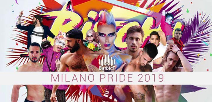 Milano Pride Party 2019 à Milan le sam. 29 juin 2019 de 23h30 à 05h00 (Clubbing Gay)