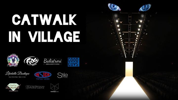 PadoueCatwalk in Village 20192019年10月19日,22:00(男同性恋 下班后的活动)