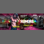Rumore / 4 notti di party at RED / Halloween Edition in Bologna from October 28 til November  1, 2017 (Clubbing Gay)