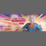 Heroes with Drusilla FOER in Bologna le Sat, January 27, 2018 from 11:30 pm to 09:00 am (Clubbing Gay)