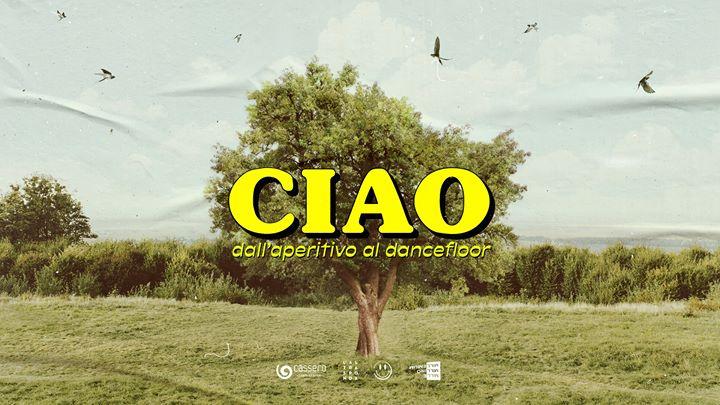 CIAO, dall'aperitivo alla dancefloor • Cassero • Free Entry a Bologna le gio 26 settembre 2019 19:00-04:30 (Clubbing Gay, Lesbica, Etero friendly, Orso)