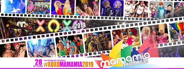 Il Sabato Mamamia! in Torre del Lago Puccini le Sat, September 28, 2019 from 11:00 pm to 04:00 am (Clubbing Gay)