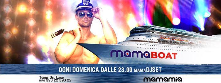 MamaBOAT la Domenica Mamamia! in Torre del Lago Puccini le Sun, July 21, 2019 from 11:00 pm to 03:00 am (Clubbing Gay)