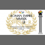 Roman Caput Mundi 2019 - RoMan Empire MMXIX à Rome le ven.  3 mai 2019 de 19h30 à 03h30 (Sport Gay)