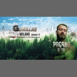Gorillas Milano à Milan le sam. 21 octobre 2017 de 23h30 à 05h00 (Clubbing Gay, Bear)