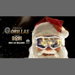 Gorillas TechXmas Party in partnership with DOM in Milan le Sat, December 22, 2018 from 11:30 pm to 05:00 am (Clubbing Gay, Bear)