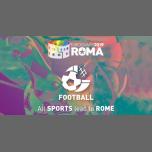 Roma Eurogames 2019 - Football A5 Tournament à Rome le dim. 14 juillet 2019 de 09h00 à 12h00 (Sport Gay, Lesbienne, Trans, Bi)