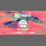 Roma Eurogames 2019 - Swimming Tournament à Rome le ven. 12 juillet 2019 de 09h00 à 21h00 (Sport Gay, Lesbienne, Trans, Bi)