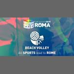 Roma Eurogames 2019 - Beach Volley Tournament à Rome le sam. 13 juillet 2019 de 09h00 à 16h00 (Sport Gay, Lesbienne, Trans, Bi)