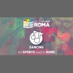 Roma Eurogames 2019 - Dancing Tournament à Rome le sam. 13 juillet 2019 de 09h00 à 16h00 (Sport Gay, Lesbienne, Trans, Bi)