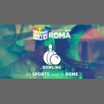Roma Eurogames 2019 - Bowling Tournament à Rome le sam. 13 juillet 2019 de 09h00 à 16h00 (Sport Gay, Lesbienne, Trans, Bi)