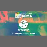 Roma Eurogames 2019 - Petanque Tournament à Rome le sam. 13 juillet 2019 de 09h00 à 16h00 (Sport Gay, Lesbienne, Trans, Bi)