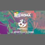 Roma Eurogames 2019 - Football A11 Tournament à Rome le ven. 12 juillet 2019 de 09h00 à 21h00 (Sport Gay, Lesbienne)