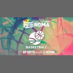 Roma Eurogames 2019 - Basketball Tournament à Rome le ven. 12 juillet 2019 de 09h00 à 21h00 (Sport Gay, Lesbienne, Trans, Bi)