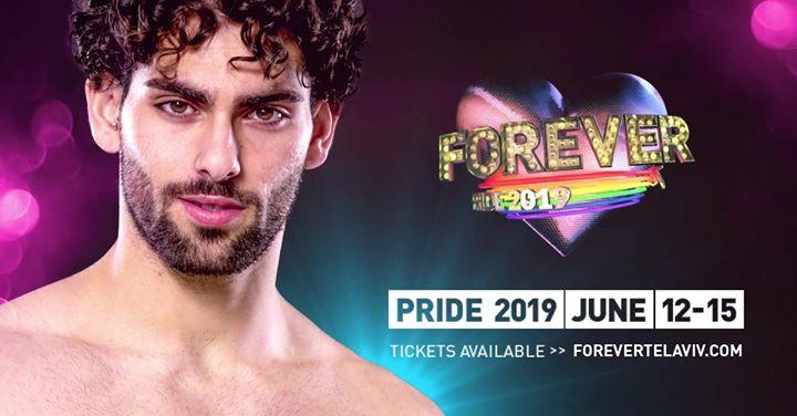 Forever Tel aviv PRIDE 2019 à Tel Aviv du 12 au 16 juin 2019 (Clubbing Gay)