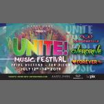 Unite! Music Festival - San Diego Pride 2019 in San Diego from 12 til July 15, 2019 (Clubbing Gay, Lesbian)