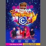 Ressaca de Carnaval à Lisbonne le ven.  8 mars 2019 de 23h50 à 06h00 (Clubbing Gay, Bear)