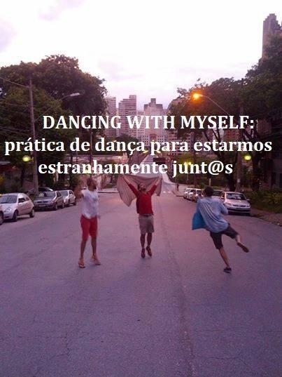 Dancing with myself: prática de dança a Lisbona le mar 28 maggio 2019 21:00-22:30 (Laboratorio Gay, Lesbica, Trans, Bi)
