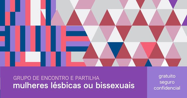 Grupo de Encontro e Partilha de Mulheres Lésbicas ou Bissexuais in Lisbon le Sun, July 14, 2019 from 11:00 am to 01:00 pm (Meetings / Discussions Gay, Lesbian, Trans, Bi)