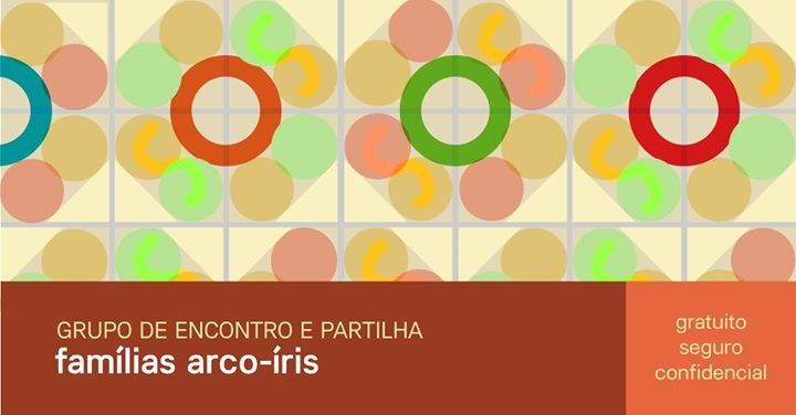 Grupo de Encontro e Partilha de Mães e Pais LGBTI in Lisbon le Sun, July 14, 2019 from 04:30 pm to 06:30 pm (Meetings / Discussions Gay, Lesbian, Trans, Bi)