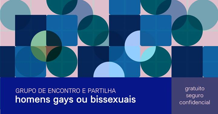 Grupo de Encontro e Partilha de Homens Gays ou Bissexuais em Lisboa le dom, 28 julho 2019 14:00-16:00 (Reuniões / Debates Gay, Lesbica, Trans, Bi)