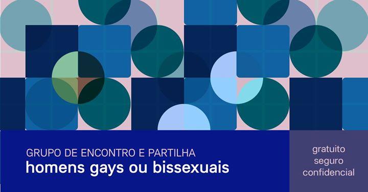 Grupo de Encontro e Partilha de Homens Gays ou Bissexuais en Lisboa le dom 28 de julio de 2019 14:00-16:00 (Reuniones / Debates Gay, Lesbiana, Trans, Bi)