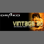 Vintage 80 - 80's Revival Party in Lisbon le Sat, April  6, 2019 from 09:00 pm to 03:00 am (Sex Gay)