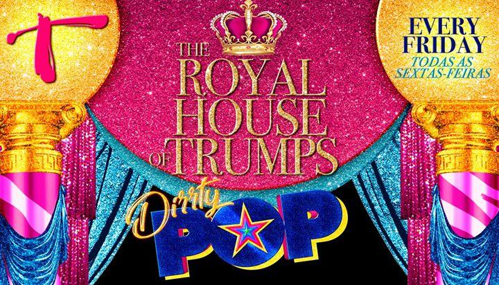 Dirrty POP ♡ Sextas | Fridays à Lisbonne le ven.  5 juillet 2019 de 23h45 à 07h00 (Clubbing Gay)