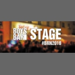 BRN 2018: Boys Bar Stage in Dresden from 15 til June 17, 2018 (After-Work Gay)