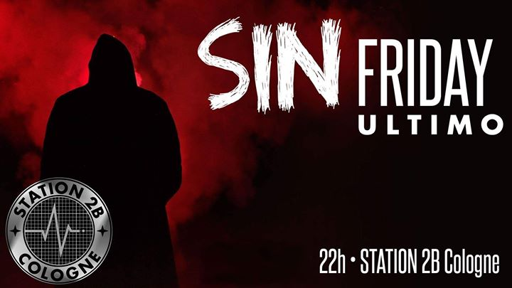 SinFriday - U L T I M O in Koln le Fri, June 28, 2019 from 10:00 pm to 04:00 am (Sex Gay)