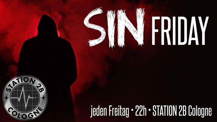 SinFriday in Koln le Fri, November 15, 2019 from 10:00 pm to 04:00 am (Sex Gay)