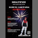 Silvester by SNEAX'n'SOX in Koln le Mon, December 31, 2018 from 10:00 pm to 05:00 am (Sex Gay)