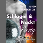 Schlager & Nackt Party (dresscode: naked / underwear) in Koln le Sun, November 11, 2018 from 03:00 pm to 09:00 pm (Sex Gay)