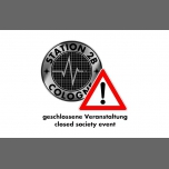 Geschlossene Veranstaltung / closed society event in Koln le Mon, April  9, 2018 from 10:00 am to 11:50 pm (Vacation / Holiday Gay)