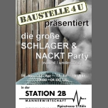 Schlager & Nackt Party (naked / underwear) à Cologne le lun. 16 octobre 2017 de 19h00 à 01h00 (Sexe Gay)