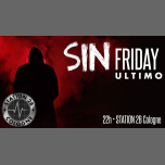 SinFriday - U L T I M O in Koln le Fri, March 29, 2019 from 10:00 pm to 04:00 am (Sex Gay)