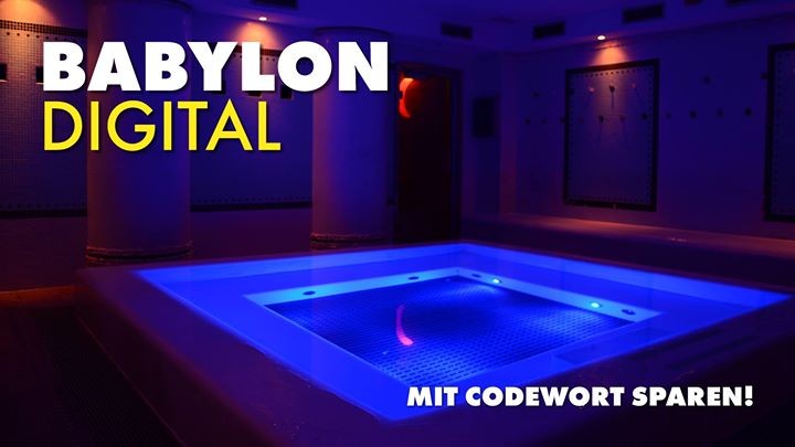 Babylon Digital a Colonia le mer 18 settembre 2019 13:00-22:00 (Sesso Gay)