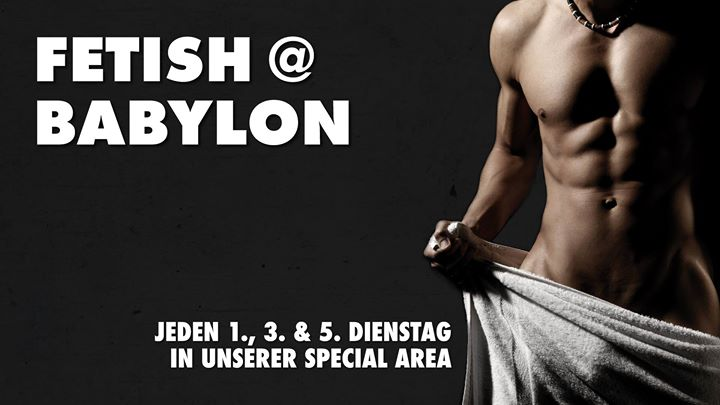 Fetish Night a Colonia le mar 17 settembre 2019 19:00-23:45 (Sesso Gay)