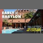 Early (at) Babylon à Cologne le sam. 29 décembre 2018 de 06h00 à 13h00 (Sexe Gay)