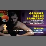 Bären-Sauna à Cologne le sam. 28 octobre 2017 de 19h00 à 00h00 (Sexe Gay)