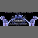 "B-LOW ""Birthday Bash"" à Cologne le dim. 21 octobre 2018 de 05h00 à 17h00 (Sexe Gay)"