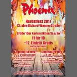 Herbstfest 13 . Jahre Phoenix Sauna à Cologne le dim. 19 novembre 2017 de 00h00 à 23h59 (Sexe Gay)